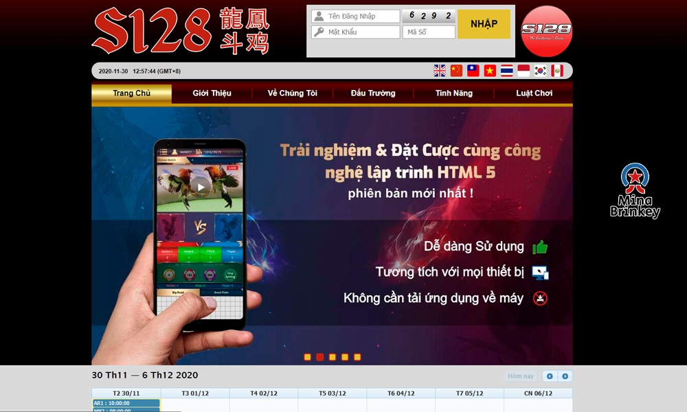 Link Tải App S128