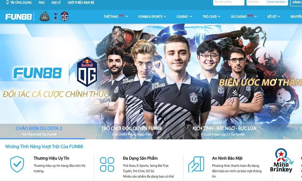 Cá cược thể thao điện tử (Esports)