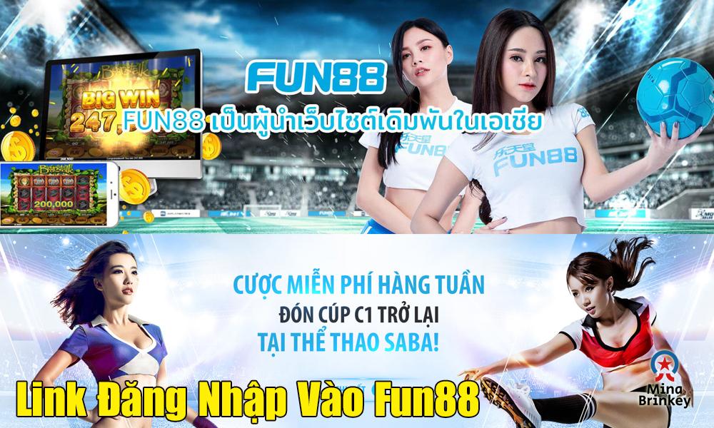 Link đăng nhập Fun88