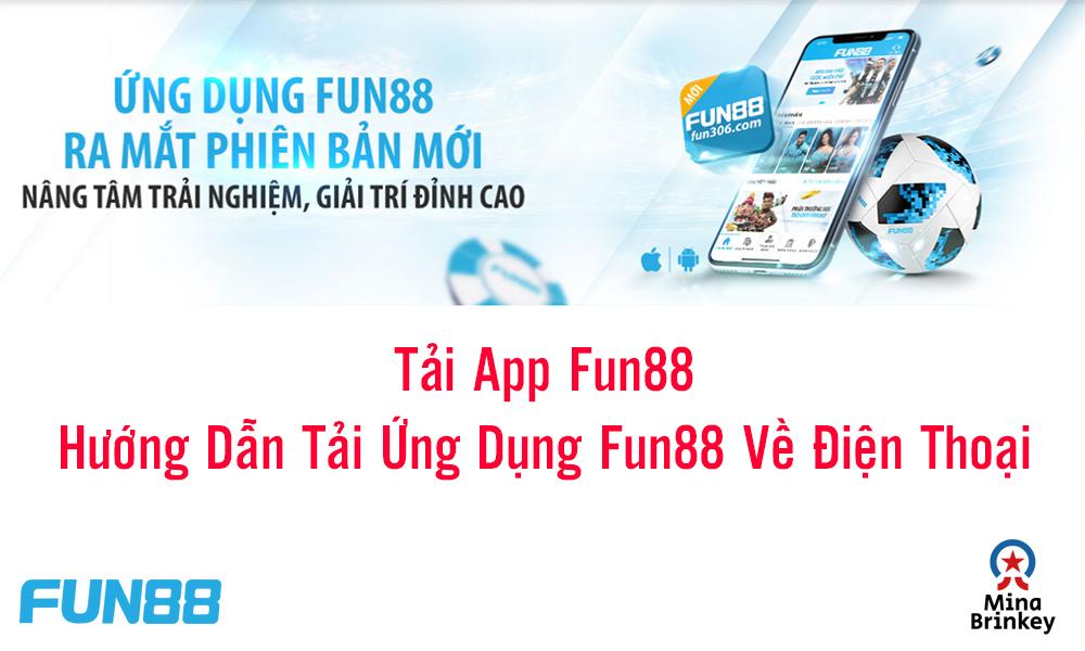 Tải app Fun88 về máy IOS