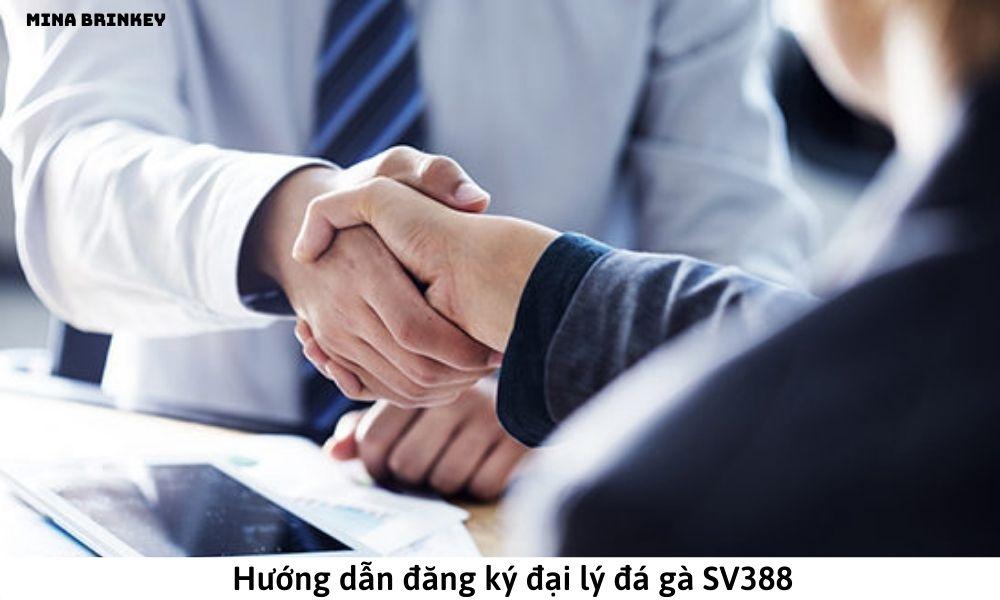 Hướng dẫn đăng ký đại lý đá gà SV388