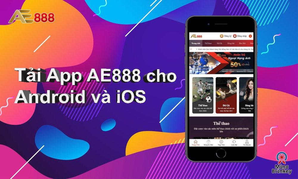 Ứng dụng AE888